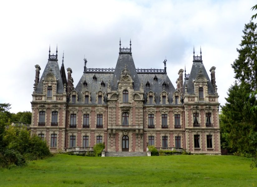Le chateau de Flixecourt